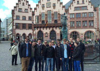 Aktivenfahrt Frankfurt